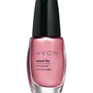 Avon Speed Dry Nail Enamel - All Shades