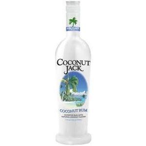 Jack Flavored Rums Coconut Jack Rum