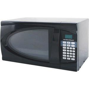 Hamilton Beach 900 Watt 0 9 Cubic Feet Microwave Oven