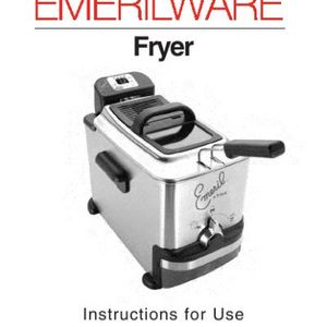 T-Fal Emeril Deep Fryer