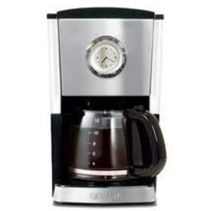 Gevalia Coffee Maker With Grinder : Gevalia 12-Cup Coffee Maker CM-650 Reviews Viewpoints.com