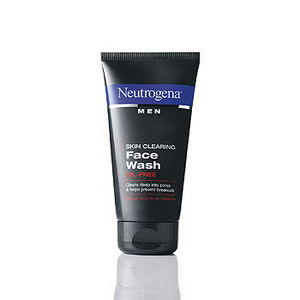 Neutrogena Skin Clearing Face Wash for Men
