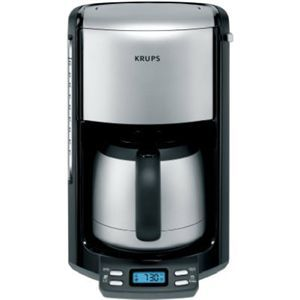 Krups 10-Cup Thermal Programmable Coffee Maker -14