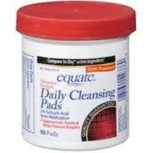 Equate Daily Cleansing Pads
