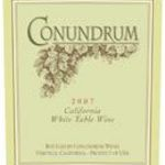 Conundrum (independent brand from owners of Caymus Vineyards) Viognier, White Wine