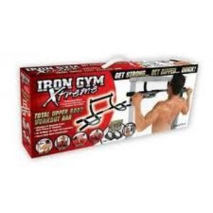 Iron Gym Xtreme Total Upper Body Workout Bar