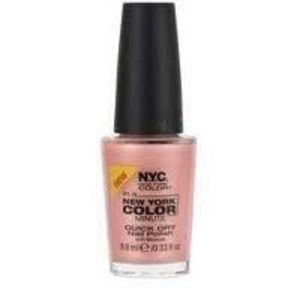 NYC  New York Color In a New York Color Minute Quick Dry Nail Polish - All Shades