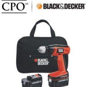 Black & Decker CDC1440K-2 Drill