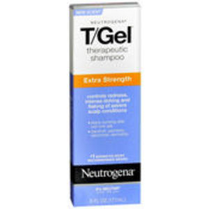 Neutrogena T-Gel Therapeutic Shampoo Extra Strength