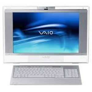 Sony VAIO desktop computer