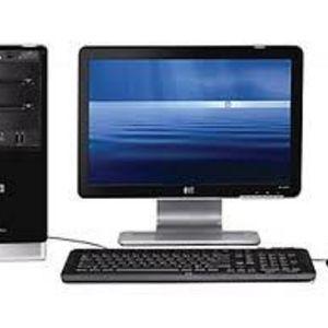 HP Pavilion -b desktop computer