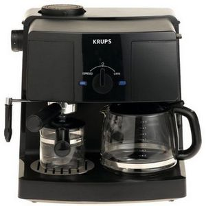 Krups Coffee and Espresso Machine