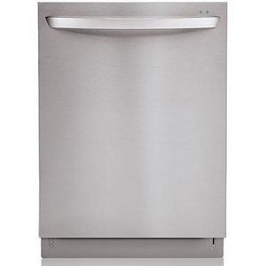 LG Built-in Steam Dishwasher