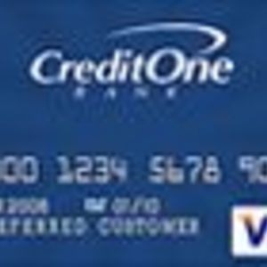 Credit One Bank - Classic Visa Card