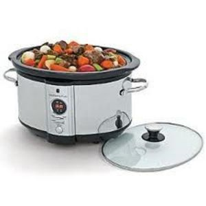 Wolfgang Puck Cafe Collection Slow Cooker