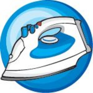 RTH (Round the House) Spray Steam Dry Iron