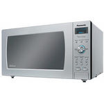 Panasonic 1250 Watt 1.6 Cubic Feet Inverter Microwave Oven