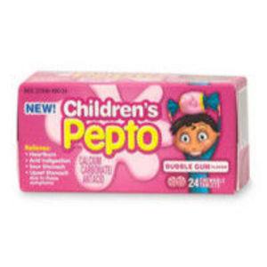 Pepto-Bismol Children's Chewable Tablets