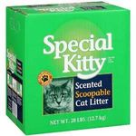 Special Kitty Scoopable Cat Litter