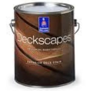 Sherwin-Williams DeckScapes Exterior Deck Stain