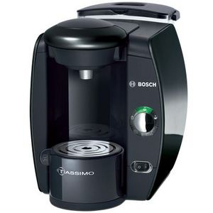 Bosch Coffee Maker K Cup : Tassimo by Bosch Single-Cup Home Brewing System T10 TAS1000UC Reviews Viewpoints.com