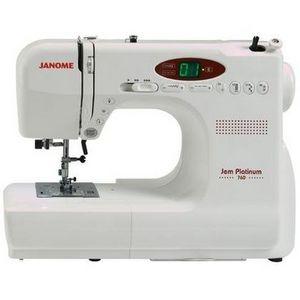 Janome Jem Platinum Computerized Sewing Machine