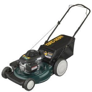 Yard Man 21-inch 3-in-1 Gas Powered Push Lawn Mower
