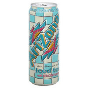 Arizona - Iced Tea with Lemon Flavor