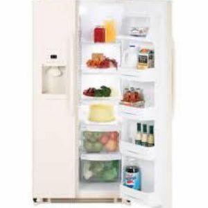 GE Side-by-Side Refrigerator GSS20GEWCC