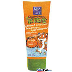 Kiss My Face Orange U Smart 2 in 1 Shampoo & Conditioner