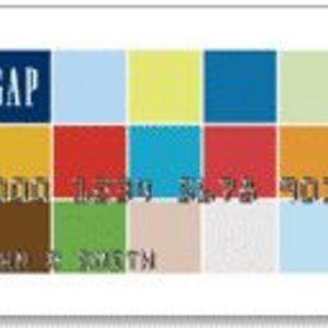 GE Capital Retail Bank - Gap Card