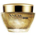 Avon Anew Ultimate Gold Emulsion Night