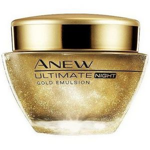 Avon Anew Ultimate Gold Emulsion Night