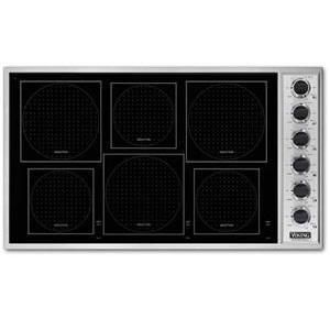 Viking Professional Induction Cooktop VICU165-6BSB