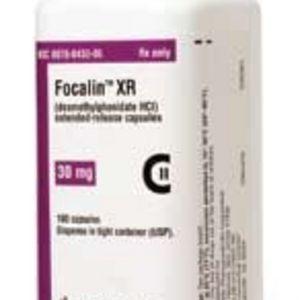 Focalin XR