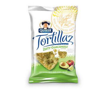 Quaker - Tortillaz Zesty Guacamole