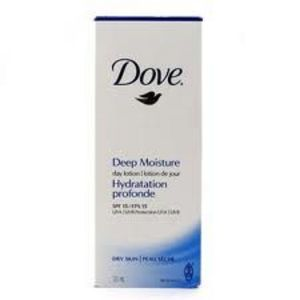 Dove Face Protective Moisturizing Lotion SPF 15