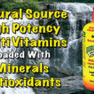 Herbally Pure High Potency Liquid Vitamins