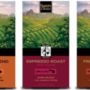 Sam's Choice Fair Trade Certified House Blend Ground Coffee