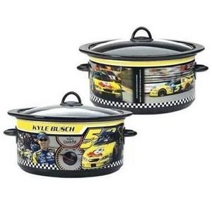Rival Crock-Pot 6-Quart NASCAR Slow Cooker