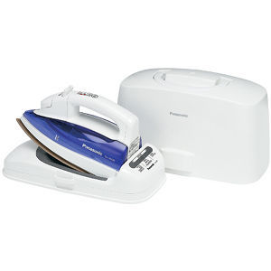 Panasonic Cordless Iron with Auto Shut-off