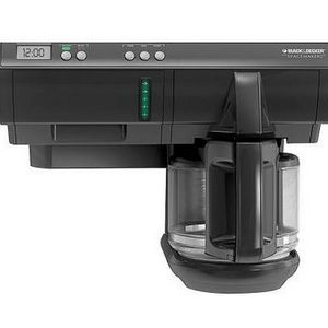 Black & Decker SpaceMaker 12-Cup Coffee Maker