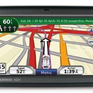 Garmin nuvi 855 Portable GPS Navigator