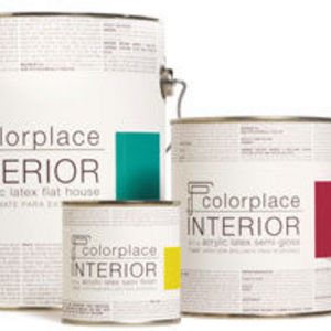 High Quality ColorPlace (Walmart) Interior Wall Paint
