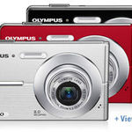 Olympus - FE-20 Digital Camera