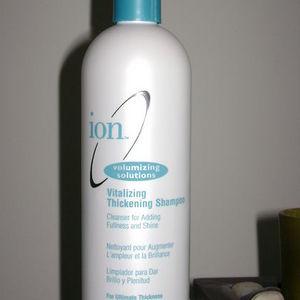 Ion Vitalizing Thickening Shampoo