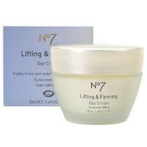 Boots No 7 Lifting and Firming Day Cream