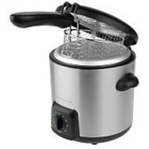 Cook's Essentials Mini Deep Fryer