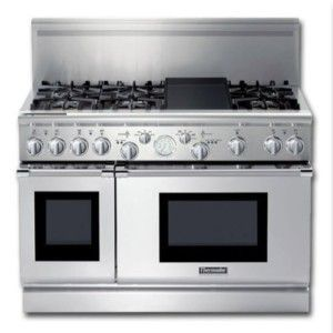 Thermador Pro Grand Gas Range PRG486EDG