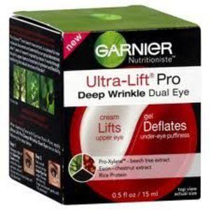 Garnier Ultra Lift Pro Deep Wrinkle Dual Eye